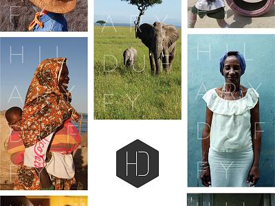 HILARYDUFFY: UNTD/Brand Identity logo brand identity design branding