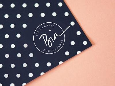 BIA SAMPAIO PHOTOGRAPHY: UNTD - Brand Identity logo brand identity design branding