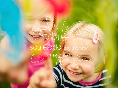 SOULEAIDO ART THERAPY: UNTD - Logo design logo