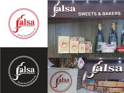 jalsa baker sweet vector design typography brand branding design logo brand identity brand design illustration branding