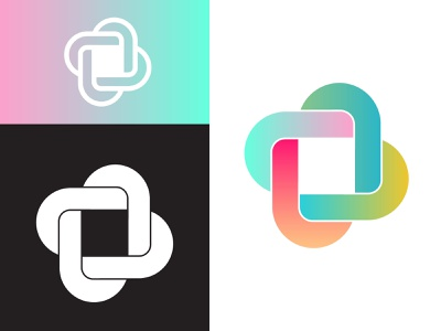 icon design vector design brand branding brand identity logo branding design brand design identity trending gredient illustration icon