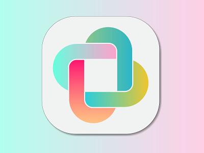 icon1 vector best design round brand logo branding design brand identity brand design illustration branding