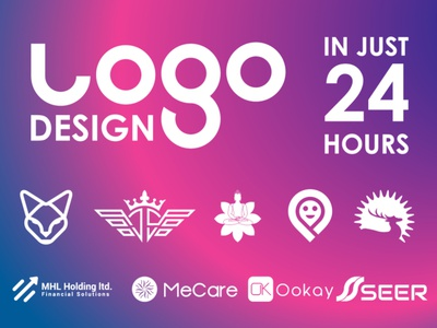 logo design in just 24 hours