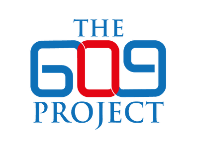 The 609 Project wordmark services repair money financial credit company 609