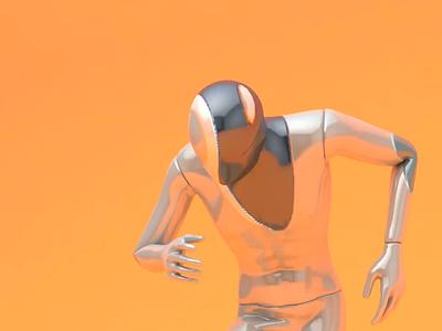 work it ! motioncapture mixamo dance abstraction c4d 3d animation