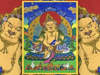 Thangka Decorative Painting