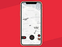 Grubhub Driver App Online Page Product Design (UX - UI)