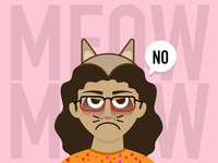 grumpy cat - 30 min challenge
