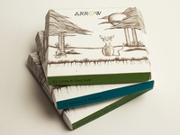 Arrow Chocolate Package Design