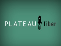 Plateau Fiber Logo Concept