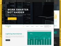 Plateau Website Design