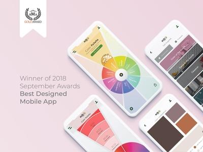 Scib Paint mobile app - Asian Paints