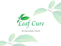 Logo - LeafCure