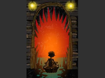Pinocchio Play Poster