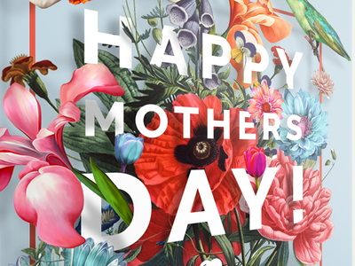 Mother's Day Graphic 💕 digital art happy mothers day mothers day water color effect layered art typography social media photo retouching 3d art digital design graphic design