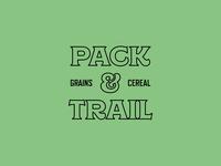 Pack & Trail