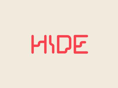 Hide Logotype