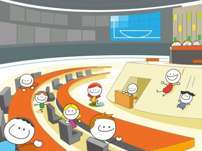 Abrinq Illustration character design pepper brazil politic caiena childrens illustration childrens abrinq