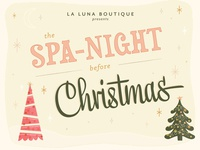 Spa-Night Before Christmas