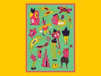 Monster Cards