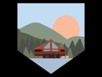 Cabin badge