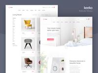 Keeko Website