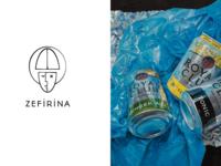 Zefirina Art Gallery Logo