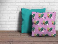 Pillow print