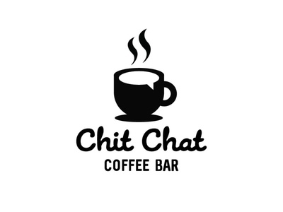 Chit Chat Coffee bar Iogo