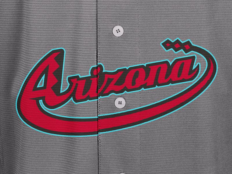 Arizona Diamondbacks Script Update d-backs dbacks arizona baseball mlb