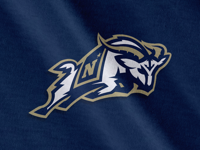 Navy Midshipmen logo sports football college ncaa