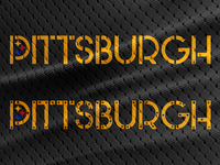 Steelers Wordmark