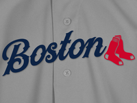 Boston Red Sox Script