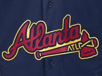 Atlanta Braves Script
