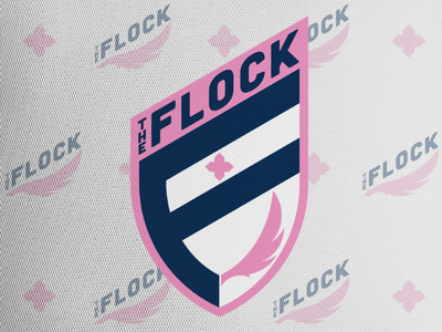 The Flock - Forward Madison FC Supporters Group flamingo wisconsin soccer