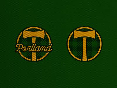 Portland Timbers concept soccer football logo sports mls