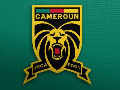 Cameroon National Football  sports logos branding soccer football cameroon cameroun