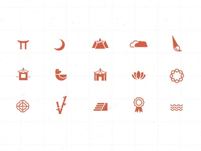 Master-of-Nets Garden Icons