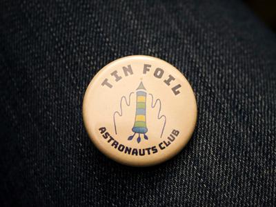 Tin Foil Astronauts Club