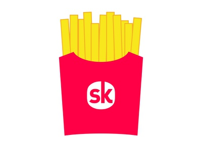 SkDonalds Fries eats french fries songkick