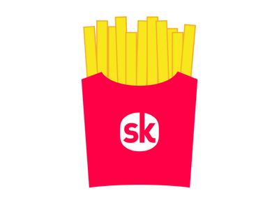 SkDonalds Fries eats french fries songkick