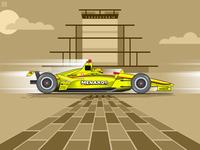 2019 Indianapolis 500 Winner