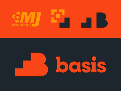 Basis logo process
