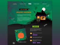 Nisa Halloween