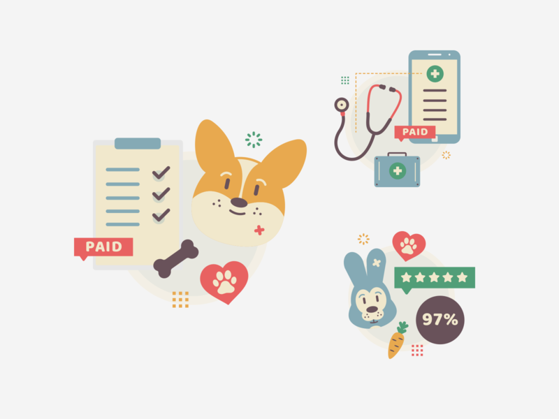 Icon designs icon colour vector mobile illustration branding responsive ui design web design