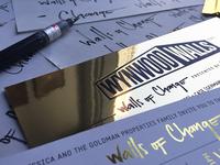 Walls of Change | Wynwood Walls