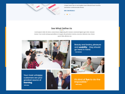 Activity- Landing Page
