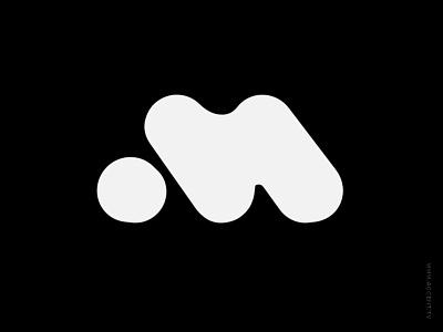 Miguex Logo logo graphic design visuals vj accent creative miguex