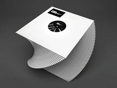 GourmetBeats - Brand Design bass music 12 inch accent creative joe nice dubstep record label vinyl gourmetbeats