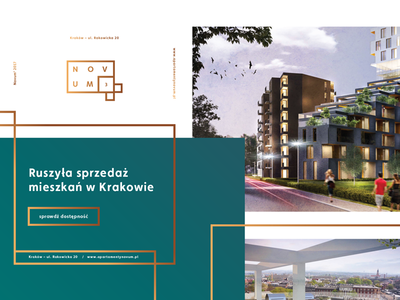 Novum - key visual presentation cups gold brand editorial logo welcome firstshot apartments branding key visual rebranding
